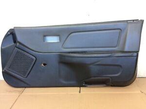 89-91 Honda CRX DX Right Passenger Side Door Panel Lining Gray Liner OEM