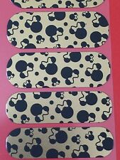 Jamberry Half Sheet - Disney - Downtown Minnie - Retired Minnie Mouse