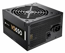 Corsair VS650 650 Watt Gaming Power Supply for High Performance SMPS