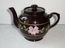 Vintage Hand Painted Teapot Made in England