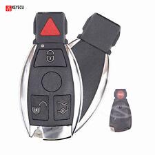 Remote Car Key Fob 3+1 Button 315MHz NEC Chip for Mercedes-Benz W169 W211 W212
