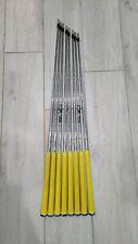 XP95 S300 Shafts 4-GW .355 (8 shafts) w/Standard size GP Tour Velvet Grips