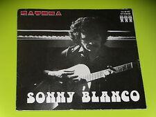 45 tours SP - SONNY BLANCO - BLUEBERRY WINE - 1974