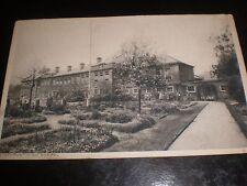 Old postcard Stockport High School c1920s ref 36