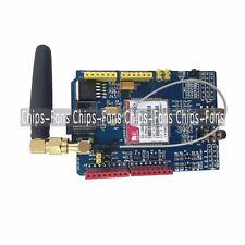 SIM900 850/900/1800/1900 MHz GPRS/GSM Development Board Module Kit For Arduino C