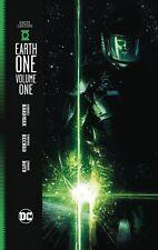 GREEN LANTERN: EARTH ONE VOL #1 HARDCOVER Graphic Novel DC Comics Hal Jordan HC