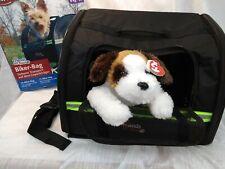 Trixie Friends on Tour Biker-Bag Pet Carrier upto 8kg Safe Dog Transport on Rack