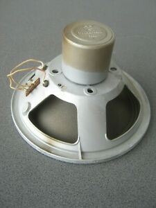 "SIEMENS - Klangfilm 8""  speaker - AlNiCo Magnet / adjustable PHENOLIC SPIDER"
