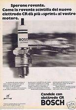 Publicité Advertising 106 1968 Bosch les bougies 1