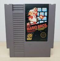 Super Mario Bros. - Nintendo NES, 1985 - Tested, Working & Authentic