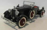 Danbury Mint 1/24 Scale Diecast - 31 1927 Stutz Black Hawk Black