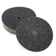 "25 Silicone Carbide 230mm / 9"" Fibre Sanding Discs 16G for Stone Marble Ceramic"