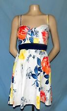 Awesome & Chic B Darlin Cotton Sun Dress Size 1/2 Club or Casual Cruise Worthy