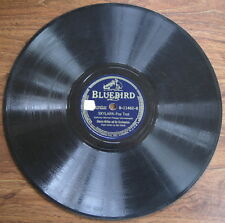 """Glenn Miller - 78- """"The Story Of A Starry Night"""" / """"Skylark"""" - Bluebird 11462 VG"""