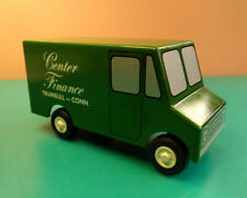 Metal Ralstoy 22 Center Finance Trumbull-Conn. Delivery Van Truck Made In USA