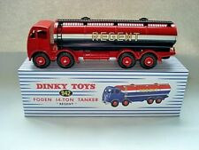 Atlas Dinky Supertoys RED Mk2 Foden Regent Tanker - No.942 Mint / Boxed 1/43