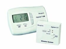 Drayton Digistat +1RF RF710 Wireless Room Thermostat