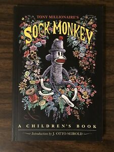 Sock Monkey: A Children's Book Paperback – November 2, 2001