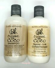 Bumble and Bumble Creme De Coco Shampoo and Conditioner Duo Set 8.5 oz / 250 ml