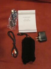 Camcorder DVC 16x digital zoom hd  - NEW and UNUSED! - W/ case, cords and bag -