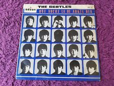The Beatles ‎– Que Noche La De Aquel Dia Vinyl LP 1964 Spain 2º Repress MOCL 122