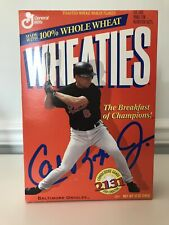 Cal Ripken Baltimore Orioles 2131 Consecutive Games Commemorative Wheaties Box