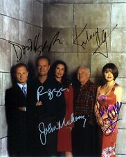 FRASIER CAST AUTOGRAPHED SIGNED A4 PP POSTER PHOTO 3