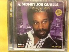 SIDNEY. JOE. QUALLS.     - Windy City Wailer (2012).  ON. BACKBEATS. LABEL.