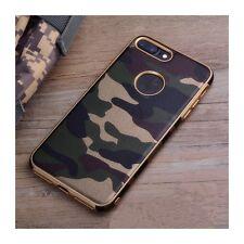 Coque Silicone Souple Contour OR Camouflage Militaire pour Iphone 5 5S 5SE
