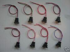 SET OF 8 FUEL INJECTOR CONNECTOR PIGTAILS LT1 LS1 LS6