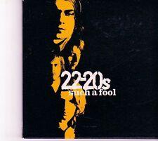 (DZ751) 22-20s, Such A Fool - 2005 CD