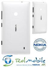 Carcasa Tapa Batería Nokia CC-3068 Original para Nokia Lumia 520 Blanca (Bulk)