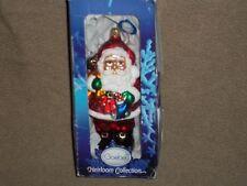 Goebel Heirloom Collection Santas Treats Ornament NIB