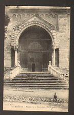 EMBRUN (05) PORCHE de CATHEDRALE du XIII° Siecle