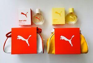 PUMA Women's Gift Set Eau de Toilette Natural Spray 40 ml, 1.3 oz.