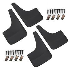 4Pcs Mud Flaps Splash Guards for 01-14 Chevy Chevrolet Silverado Suburban Tahoe