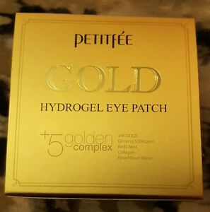 PETITFEE GOLD 24K- Hydrogel Eye Patches Collagen-Anti-Aging Wrinkle GLOBAL