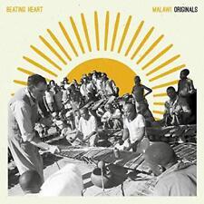 Corazón latente Malawi (originales) grabado por Hugh Tracey-variou (Nuevo Vinilo Lp)