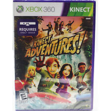 Xbox 360 Kinect Adventures! Video Game New/Complete/Factory Sealed