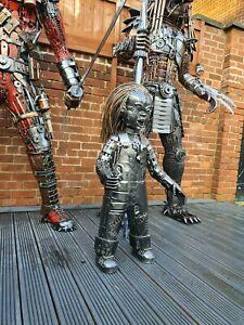 Chucky Horror Film Figure Model Metal Art Productions Sculpture