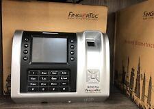 Fingertec Ac 100c Color Fingerprint Time Attendance System