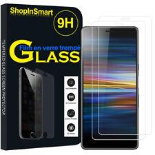 """2X Schutzglas Für Sony Xperia L3 5.7"""" I3312 Echtglas Display Schutzfolie"""