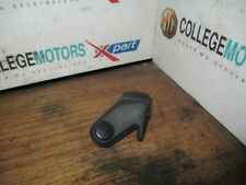 MGTF MGF O/S DRIVERS SIDE RIGHT SIDE RUBBER DOOR END CAP GOOD CONDITION