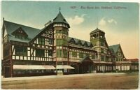 1900's Key Route Inn Oakland California CA Street View Exposition 1913 Postcard