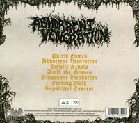 CARNAL TOMB - ABHORRENT VENERATION (LIMITED HAND-NUMBERED DIGIPAK)   CD NEU