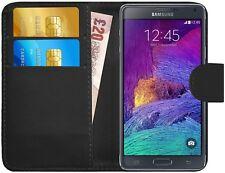 G-Shield® Etui Coque Housse Portefeuille PU Cuir Pour Samsung Galaxy Note 4