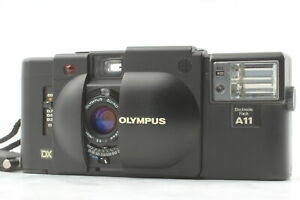 [Exc+5 w/ Strap] Olympus XA4 35mm Rangefinder Film Camera w/ A11 Flash JAPAN