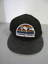 NEW Denver Nuggest 9FIFTY Black Cap Hat Size 7.5 (59.6cm)