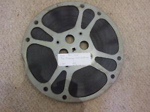 16mm Cine Film Reel - The Johnson Inauguration