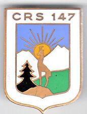 Insigne Police CRS Grenoble 51147.003